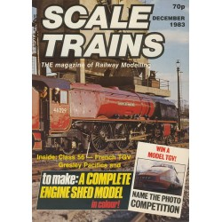 Scale Trains 1983 December