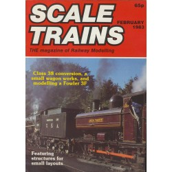 Scale Trains 1983 February