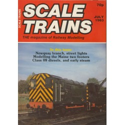 Scale Trains 1983 July