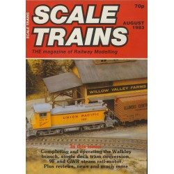 Scale Trains 1983 August