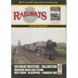 British Railways Illustrated 2011 August