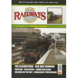 British Railways Illustrated 2010 July