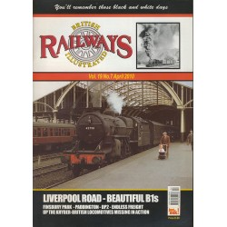 British Railways Illustrated 2010 April
