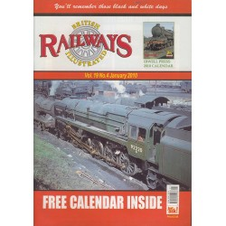 British Railways Illustrated 2010 January