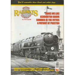 British Railways Illustrated 2008 July