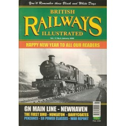 British Railways Illustrated 2002 January