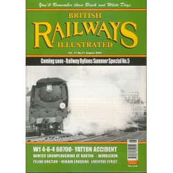 British Railways Illustrated 2002 August