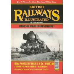 British Railways Illustrated 2002 April