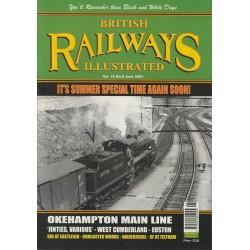 British Railways Illustrated 2001 June