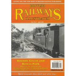 British Railways Illustrated 1998 April