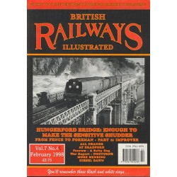 British Railways Illustrated 1998 February