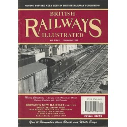 British Railways Illustrated 1998 December