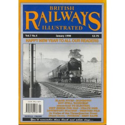 British Railways Illustrated 1998 January