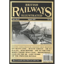 British Railways Illustrated 1997 August