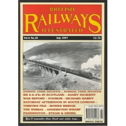 British Railways Illustrated 1997 July