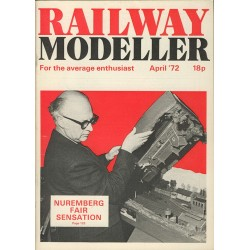Railway Modeller 1972 April