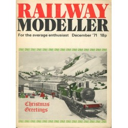 Railway Modeller 1971 December