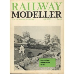 Railway Modeller 1970 July