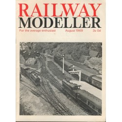Railway Modeller 1969 August