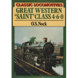 Great Western Saint Class 4-6-0s
