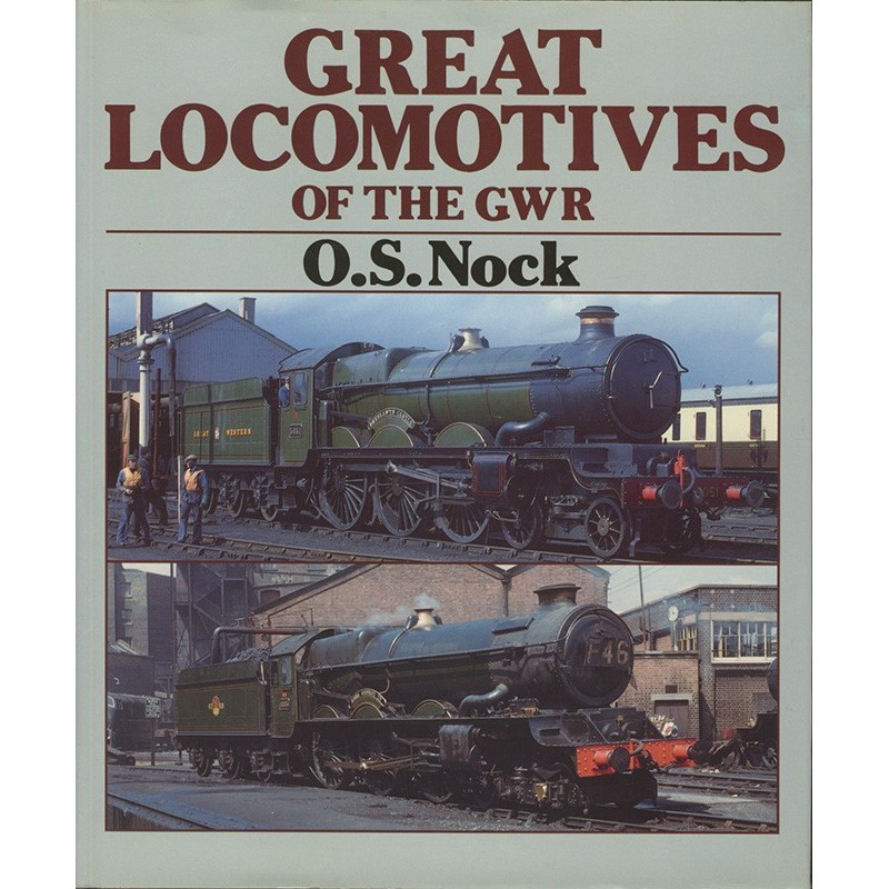 Great Locomotives of the GWR