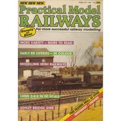 Practical Model Railways 1984 February