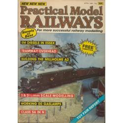 Practical Model Railways 1984 April