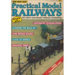 Practical Model Railways 1984 July