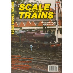 Scale Model Trains 1995 March