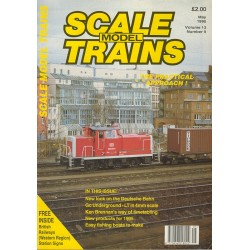 Scale Model Trains 1995 May