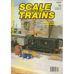 Scale Model Trains 1995 June