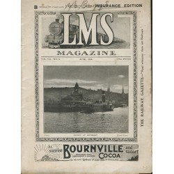 LMS Railway Magazine June 1930