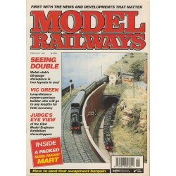 Model Railways 1994 February