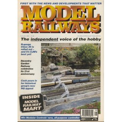Model Railways 1993 August
