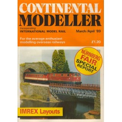 Continental Modeller 1989 March/April