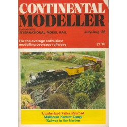 Continental Modeller 1986 July/August