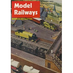 Model Railways 1973 January
