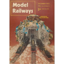 Model Railways 1973 December