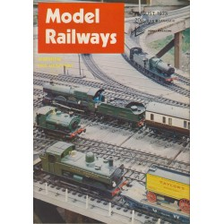 Model Railways 1973 August