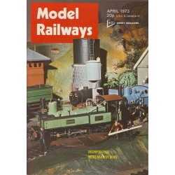 Model Railways 1973 April