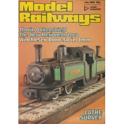Model Railways 1980 July