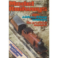 Model Railways 1980 January