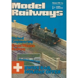 Model Railways 1980 February