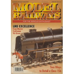 Model Railways 1991 February