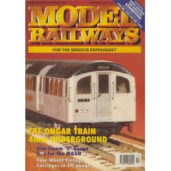 Model Railways 1991 December