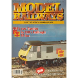 Model Railways 1991 April