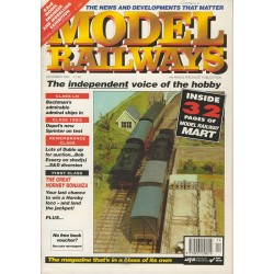 Model Railways 1992 December