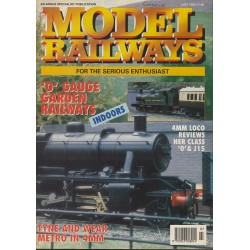 Model Railways 1992 July
