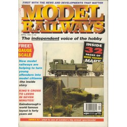 Model Railways 1993 April