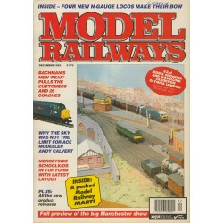 Model Railways 1993 December